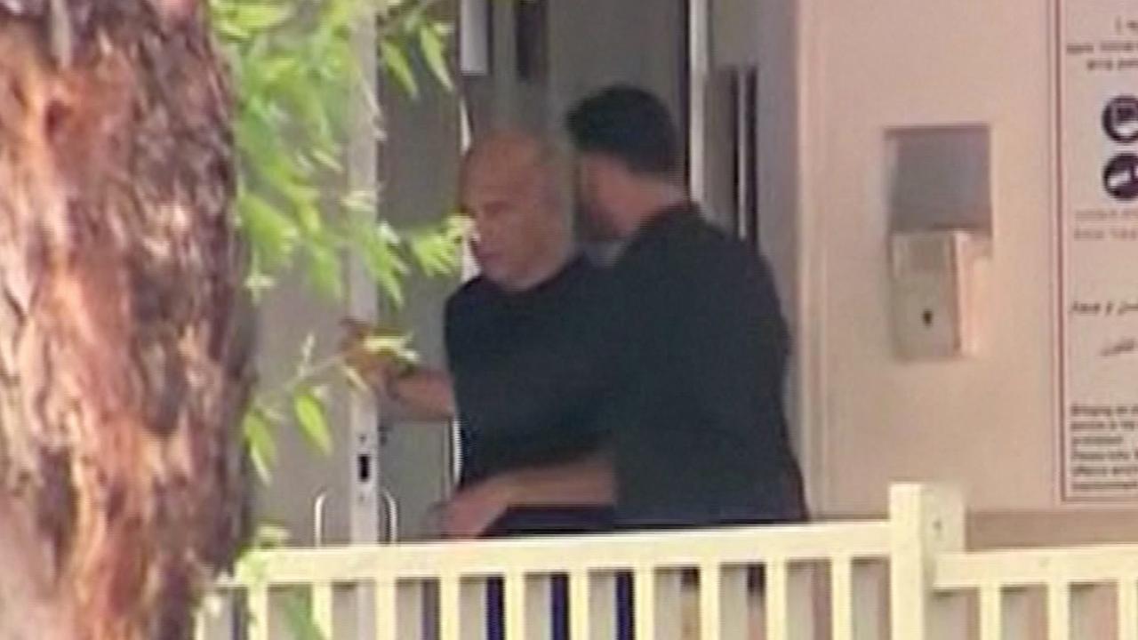 Israëlische oud-premier Olmert verlaat gevangenis na straf voor fraude