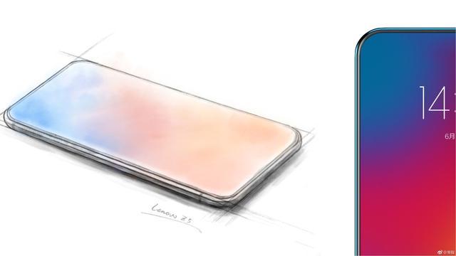 Lenovo hint naar volledig randloos toestel