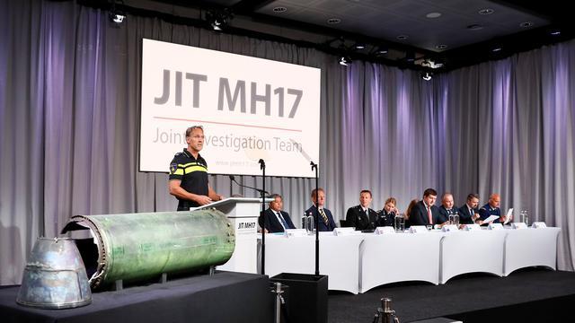JIT: Buk-raket die MH17 neerhaalde van Russisch leger, Rusland ontkent