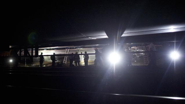 Doden en tientallen gewonden bij groot treinongeluk VS