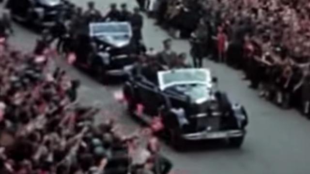 Auto Hitler geveild: bolides van dictators onder de hamer