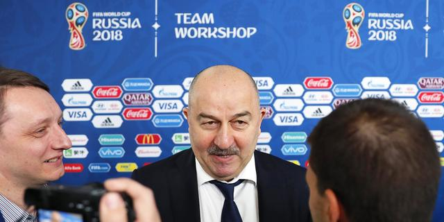 Russische bondscoach stelt dat nationaal elftal dopingvrij is