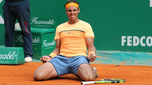 Nadal voelt zelfvertrouwen groeien na 'speciale zege' in Monte Carlo
