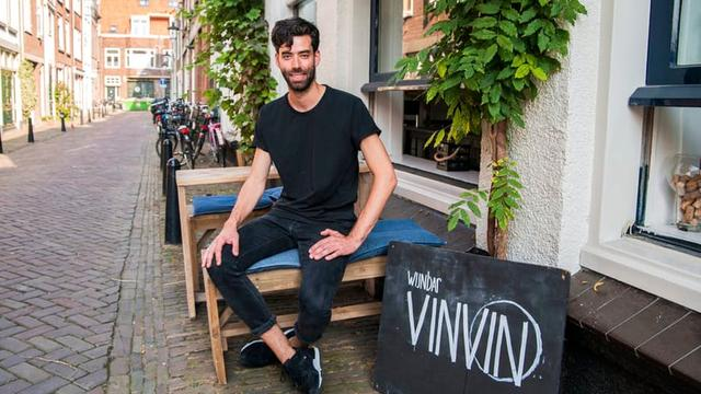 Eigenaar wijnbar VinVin vindt terrasbeleid Utrecht oneerlijk
