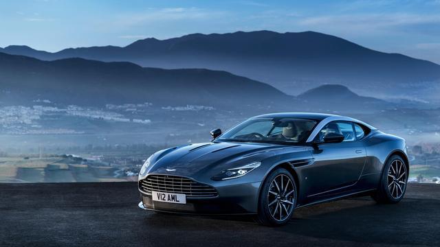 Terugroepactie Aston Martin vanwege Mercedes-onderdeel