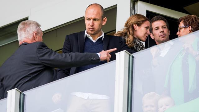 Robben niet bij opening TopsportZorgCentrum na onenigheid over naam