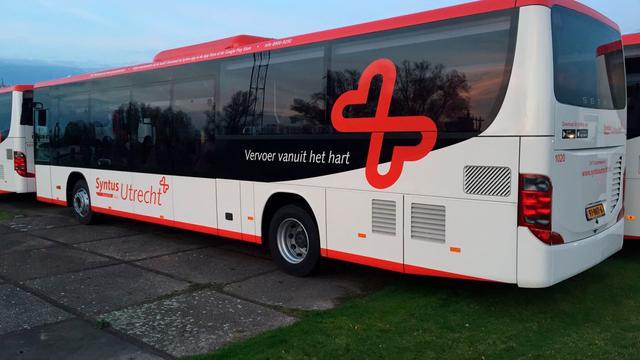 Syntus verzorgt komende jaren regiovervoer Utrecht