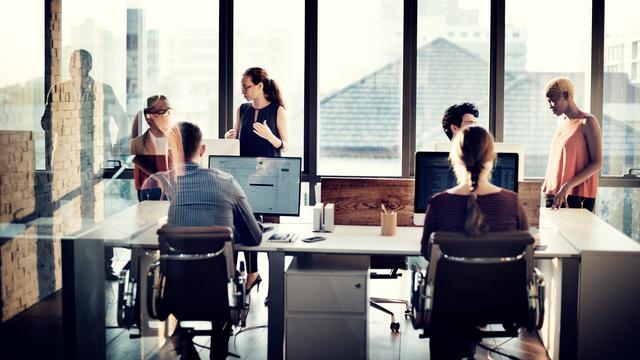 De 'kantoorvijand': Motiverend of vooral kinderachtig?