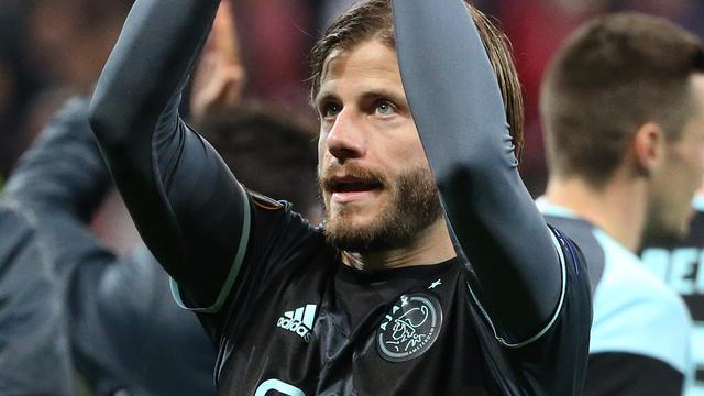 Ajax mist Schöne tegen Willem II vanwege voetblessure