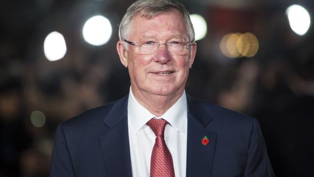 Voetbalwereld leeft mee met voormalig United-manager Ferguson