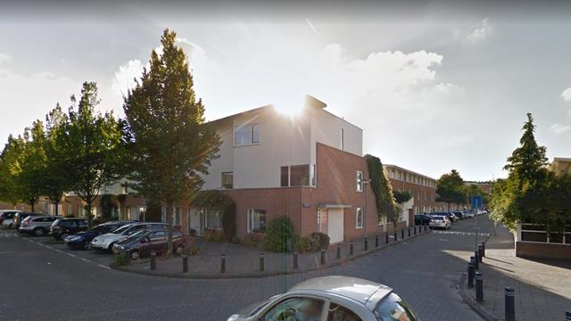 Brandbom in woning Slotervaart gegooid