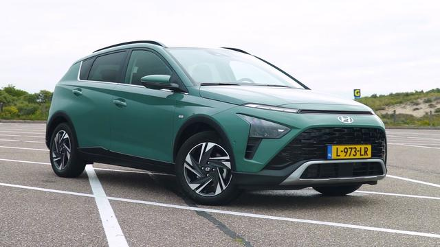 Rijimpressie: Hyundai Bayon