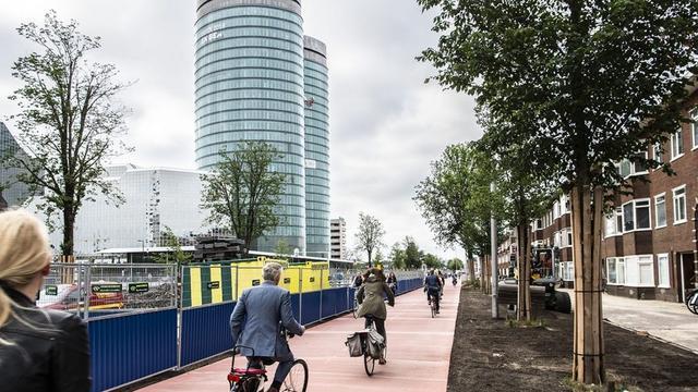 Rabobank wil terrein aan Croeselaan in Utrecht herontwikkelen