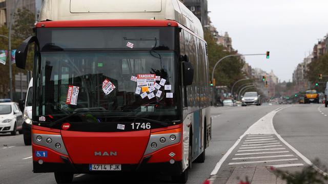 Bus komt eens per jaar in Catalaans dorp