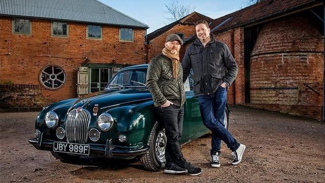 Televisietip: klassieke auto's opknappen in Salvage Hunters