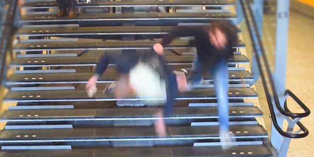 Identiteit winkeldief die man op Utrecht Centraal van trap duwde bekend