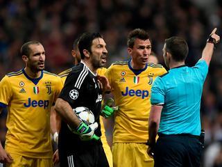 Juventus-doelman houdt Oliver verantwoordelijk voor uitschakeling