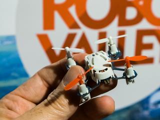 'Robotica is enorm aan het toenemen in Nederland