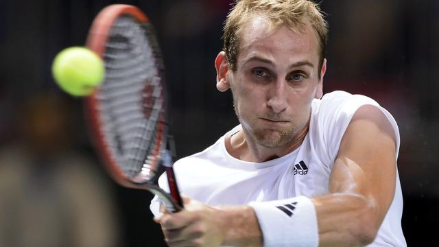 De Bakker overtuigend naar tweede ronde ATP-toernooi Sofia