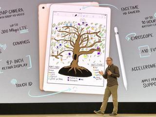 Voor het eerst iPad-ondersteuning voor Apple Pencil