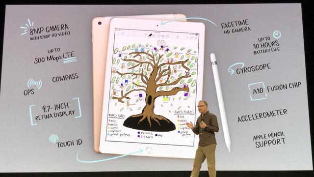 Apple onthult iPad speciaal voor onderwijs
