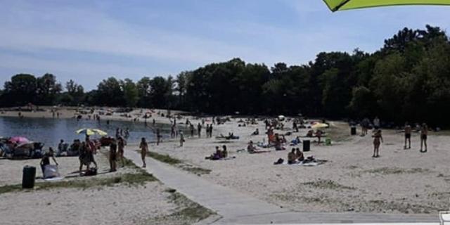 Gemeente sluit toegangswegen naar Galderse Meren wegens drukte