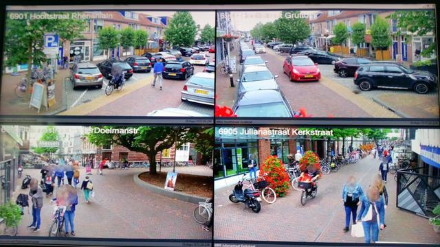 Cameratoezicht Hooftstraat en Julianastraat van start