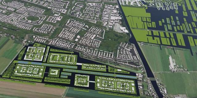 Gemeente Alphen gaat bouwlocatie Noordrand verder onderzoeken