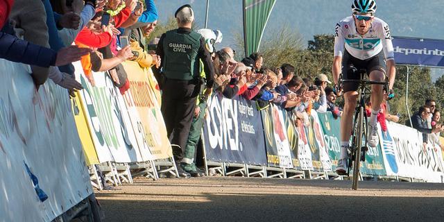 Dubbelslag Poels in koninginnenrit Ruta del Sol, Mollema tweede in Algarve