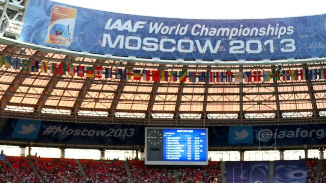 'Adidas stopt als sponsor IAAF door dopingschandalen'