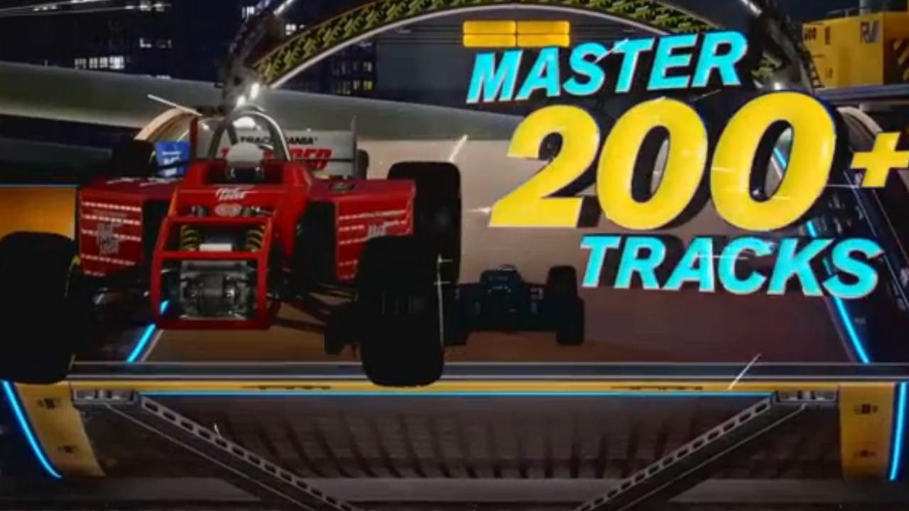 Trailer: Supersnelle racegame Trackmania Turbo