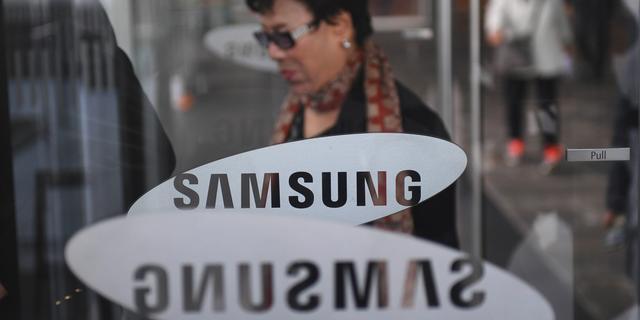 Samsung boekt recordwinst in 2017