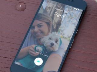 Installeren van Hangouts is voor smartphonemakers optioneel