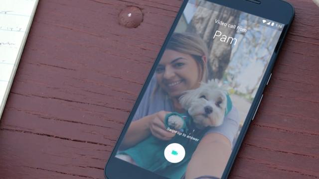 Videochatapp Duo vervangt Hangouts als standaard op Android