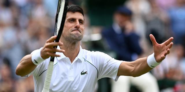 Djokovic dankt olympische deelname aan oud-hoogspringster Vlasic