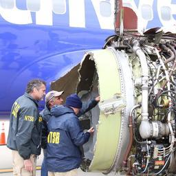 Passagiers klagen Southwest aan na ongeluk met gebroken vliegtuigraam