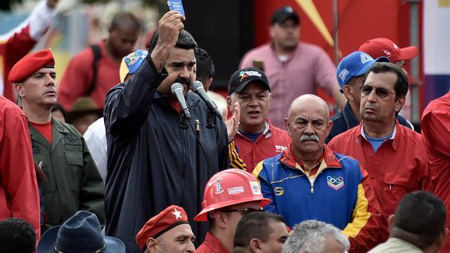 Brazilië noemt plan Maduro om grondwet te herschrijven staatsgreep