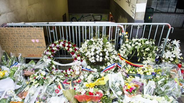 Moslimorganisaties herdenken slachtoffers terreur Brussel