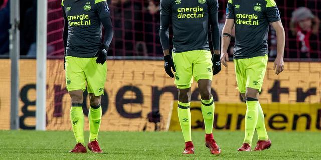 Cocu voelt zich benadeeld door arbitrage na bekeruitschakeling PSV