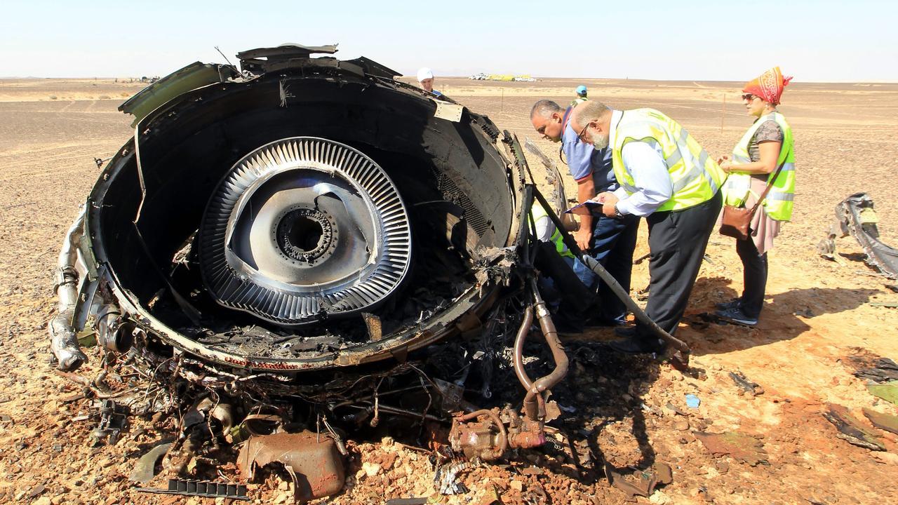 'Toestel Metrojet stortte niet neer door fout piloot'