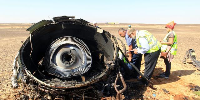 Bom volgens onderzoekers Egypte vrijwel zeker oorzaak vliegramp