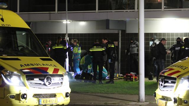 Lichaam gevonden in flat Breda waar verdachten tijdens vlucht uitvielen