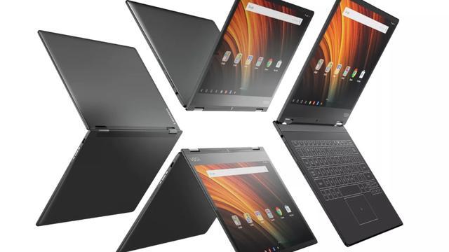 Lenovo introduceert budgetversie van Yoga Book-laptop