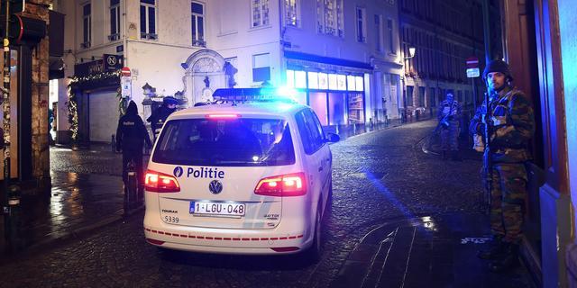 Zestien personen opgepakt bij politieacties België