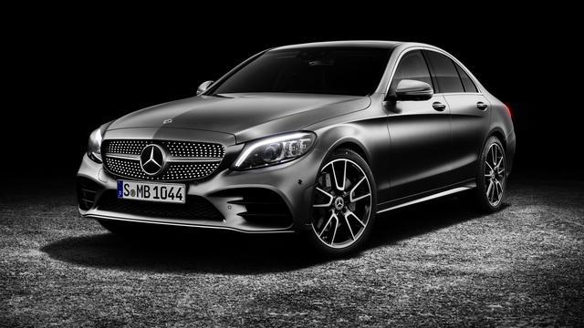 Facelift voor Mercedes-Benz C-Klasse
