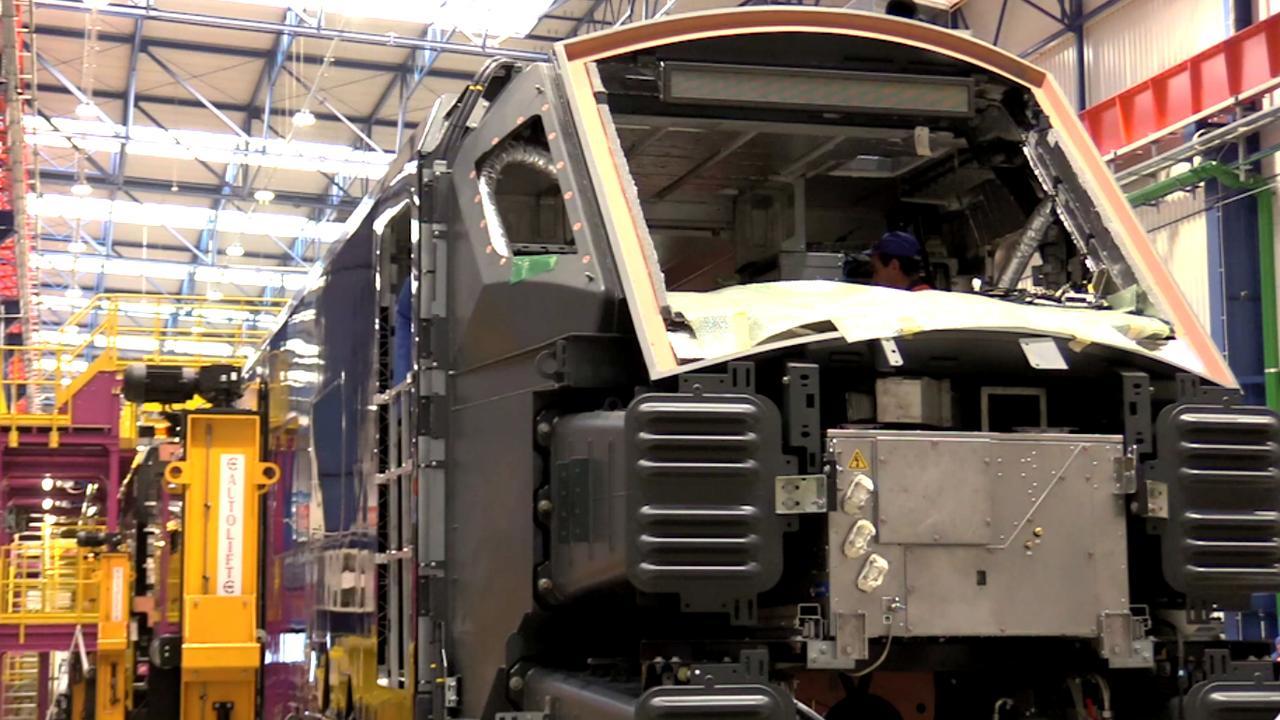 Zo verloopt de bouw van NS-Intercity's in Polen