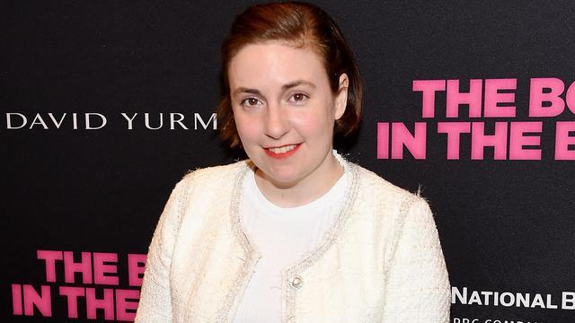 Dankbare Lena Dunham staat stil bij verwijderen baarmoeder