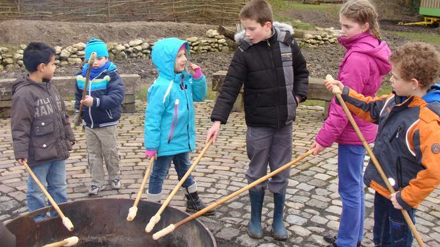 Speelhof Hoogerzael in Middelburg viert het voorjaar