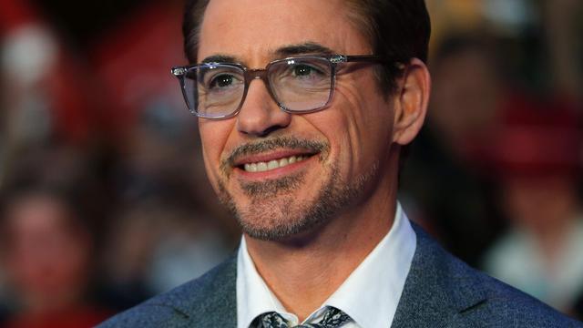 Robert Downey Jr. wil nog een paar jaar Iron Man spelen