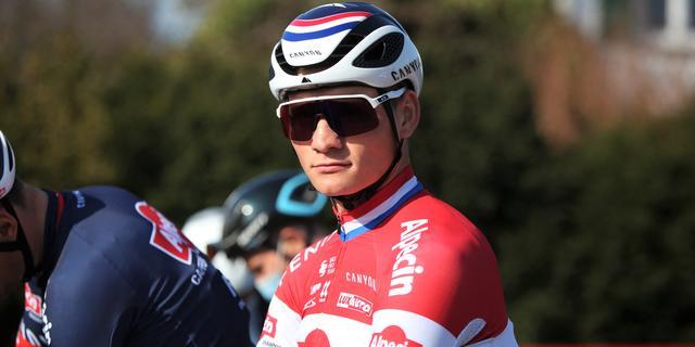 Van der Poel gaat voor ritzeges en heeft geen klassementsambities in Tirreno